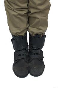 服装チェック(靴)